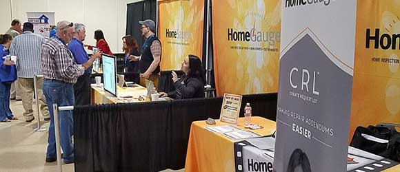 Come see HomeGauge staff in person!