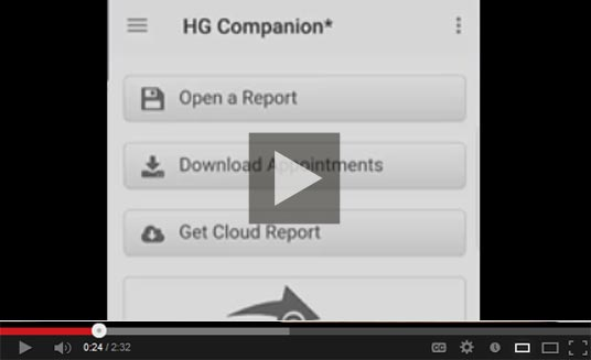 HomeGauge Companion for Android 5.2 Preview