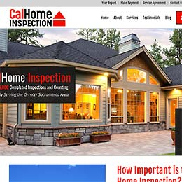 CalHome Inspection