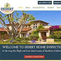 Desert Home Inspections
