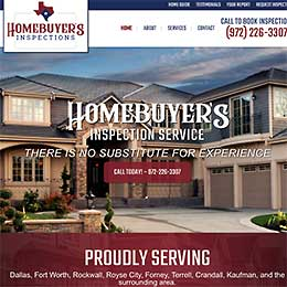 Home Buyers  Inspections