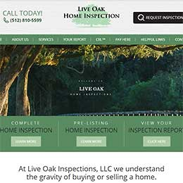 Live Oak Home Inspections