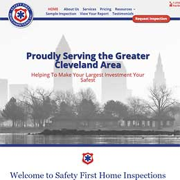 Safety 1st Home Inspections