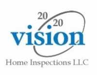20/20 Vision Home Inspections, LLC Logo