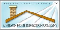 A.Wilson Home Inspection Company Logo
