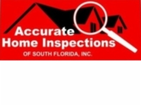 Accurate Home Inspections of South Florida Inc. Logo