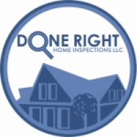 Done Right Home Inspections, LLC Logo