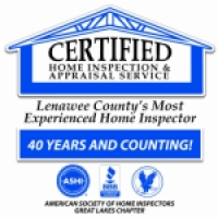 Certified Home Inspection & Appraisal Service Logo