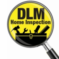 DLM Home Inspection Logo