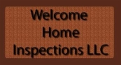 Welcome Home Inspections Logo