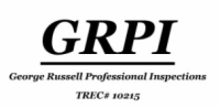 George Russell Professional Inspections Logo