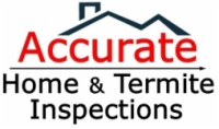 Accurate Home and Termite Inspections Logo