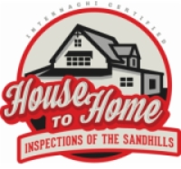 House to Home Inspections of the Sandhills Logo