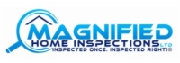 Magnified Home Inspections Ltd Logo