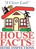 HouseFacts Home Inspections Logo