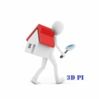 3d Property Inspections Logo