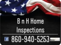 B n H Home Inspections Logo