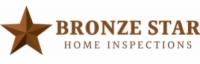 Bronze Star Home Inspections PLLC Logo