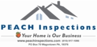 Peach Inspections Logo