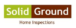 Solid Ground Home Inspections Logo