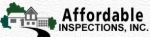 Affordable Inspections, inc. Logo