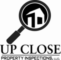 Up Close Property Inspections LLC. Logo