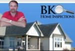 BK Home Inspections LLC Logo