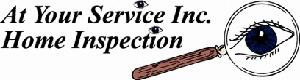 AtYourServiceInc,.Home Inspection Logo