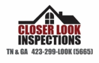 Closer Look Inspections Logo
