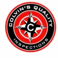 Colvin's Quality Inspections Logo