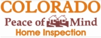 Colorado Peace of Mind Professional Home Inspection Services Logo