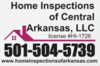 Home Inspections of Central Arkansas, LLC Logo