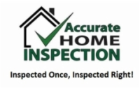 Accurate Home Inspection Logo