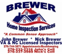 Brewer Home Inspection Services, LLC Logo