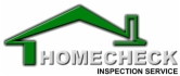HomeCheck Inspection Service Logo
