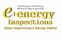 E plus Energy Inspections LLC. Logo