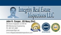 Integrity Real Estate Inspections LLC Logo