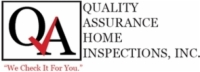 QA Home Inspections  Logo