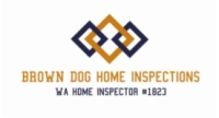 Brown Dog Home Inspections Logo