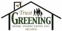 Greening Home Inspections, Inc. Logo