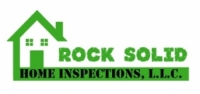 Rock Solid Home Inspections, LLC Logo