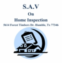 SAV On Home Inspection Logo