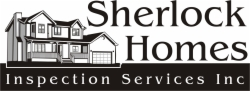 Sherlock Homes Inspection Services  Logo