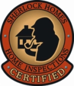 Sherlock Homes Certified Home Inspections LLC Logo