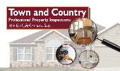 Town and Country Property Inspections Logo