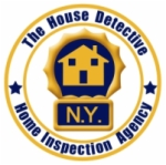 The House Detective Home Inspection Agency Logo