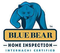 Blue Bear Home Inspection, LLC Logo