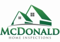 McDonald Home Inspections  Logo