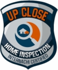 Up Close Home Inspection Logo