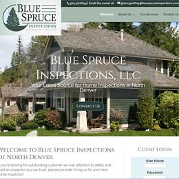 Blue Spruce Inspections
